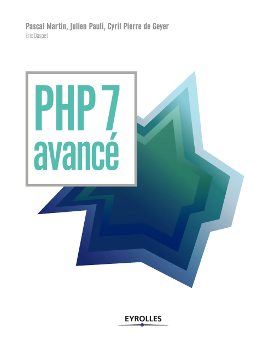 Cover of the book PHP 7 avancé